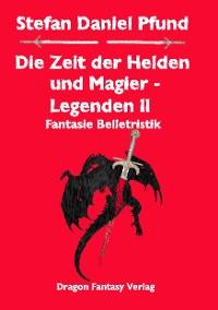 Cover Die Zeit der Helden und Magier