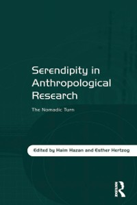 Cover Serendipity in Anthropological Research
