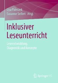 Cover Inklusiver Leseunterricht