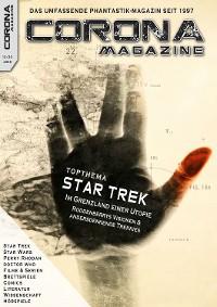 Cover Corona Magazine #355: Dezember 2020