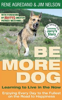 Cover Be More Dog