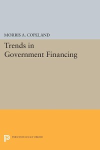 Cover Trends in Government Financing