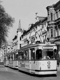 Cover Die Geschichte der Bonner Straßenbahn