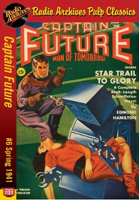 Cover Captain Future #6 Star Trail to Glory