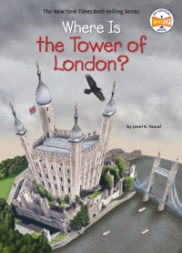 Cover Where Is the Tower of London?