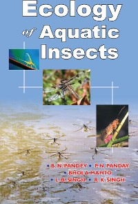 Cover Ecology Of Aquatic Insects