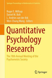 Cover Quantitative Psychology Research