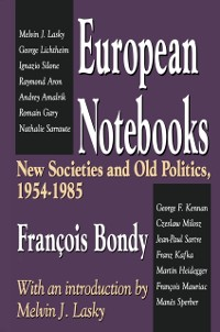 Cover European Notebooks