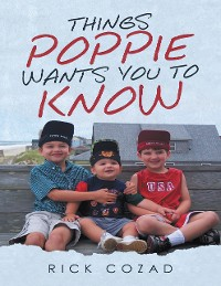 Cover Things Poppie Wants You to Know