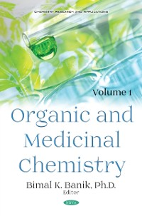 Cover Organic and Medicinal Chemistry. Volume 1