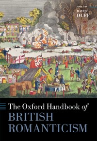Cover Oxford Handbook of British Romanticism