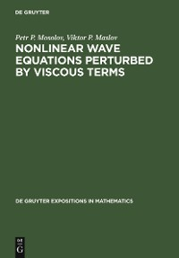 Cover Nonlinear Wave Equations Perturbed by Viscous Terms