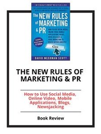 Cover The New Rules of Marketing & PR