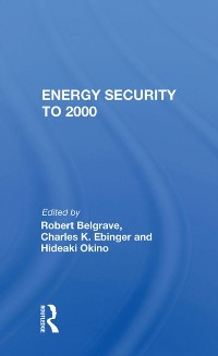 Cover Energy Security To 2000