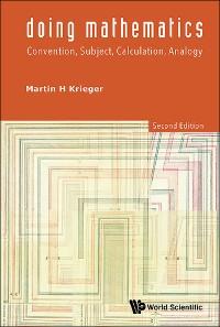 Cover Doing Mathematics