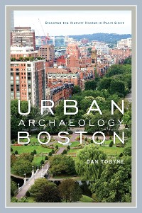 Cover Urban Archaeology Boston