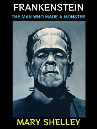 Cover Frankenstein; or, the Modern Prometheus.