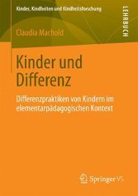 Cover Kinder und Differenz