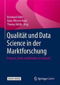 Cover Qualität und Data Science in der Marktforschung