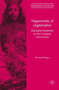 Cover Hegemonies of Legitimation
