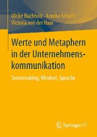 Cover Werte und Metaphern in der Unternehmenskommunikation