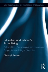 Cover Education and Schmid's Art of Living