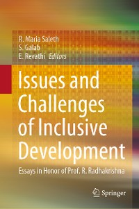 Cover Issues and Challenges of Inclusive Development