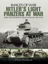 Cover Hitler's Light Panzers at War