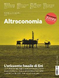 Cover Altreconomia 220 - Novembre 2019