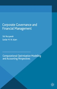 Cover Corporate Governance and Financial Management