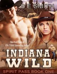 Cover Indiana Wild: Spirit Pass Book 1