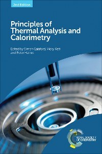 Cover Principles of Thermal Analysis and Calorimetry
