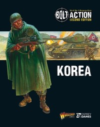 Cover Bolt Action: Korea