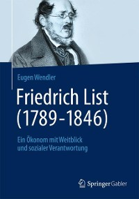 Cover Friedrich List (1789-1846)