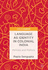 Cover Language as Identity in Colonial India