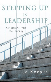 Cover Stepping Up In Leadership