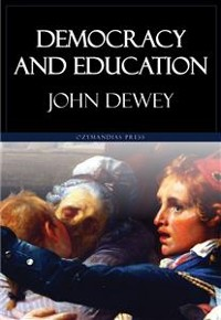 Cover Democracy and Education