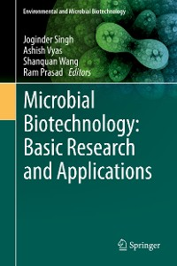 Cover Microbial Biotechnology: Basic Research and Applications