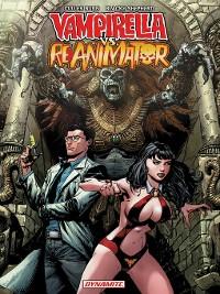 Cover Vampirella vs. Reanimator