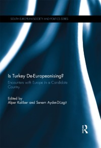 Cover Is Turkey De-Europeanising?