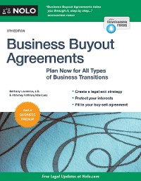 Cover Business Buyout Agreements