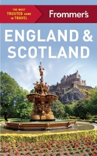 Cover Frommer's England and Scotland