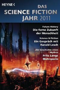 Cover Das Science Fiction Jahr 2011