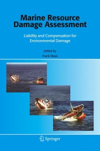 Cover Marine Resource Damage Assessment