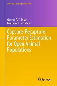 Cover Capture-Recapture: Parameter Estimation for Open Animal Populations