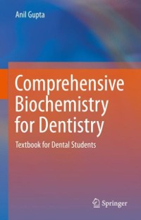 Cover Comprehensive Biochemistry for Dentistry