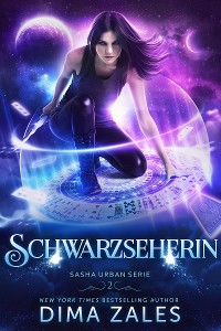 Cover Schwarzseherin (Sasha Urban Serie: Buch 2)