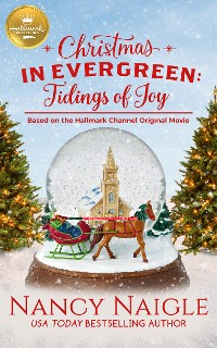 Cover Christmas in Evergreen: Tidings of Joy