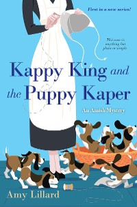 Cover Kappy King and the Puppy Kaper