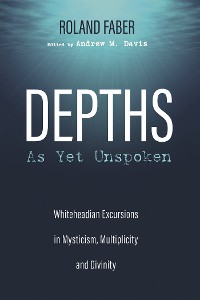 Cover Depths As Yet Unspoken
